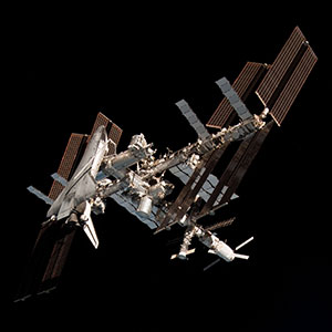 International Space Station, 03.09.2013 (Source: NASA Photos)