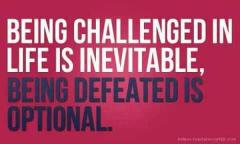 Challenged&Defeated