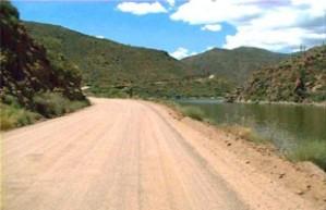 Apache Trail Historic Road (Source: ADOT)