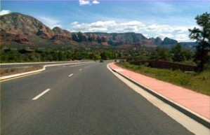 Dry Creek Scenic Road - State Route 89A (Source: ADOT)