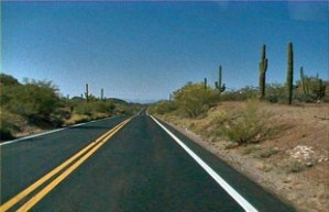 Organ Pipe Cactus Parkway - State Route 85 (Source: ADOT)