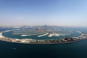 Palm of Jumeriah, Dubai, Saudi Arabia (Source:  Jumana el Heloueh/Reuters/Corbis)