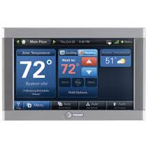 Digital Thermostat by Trane
