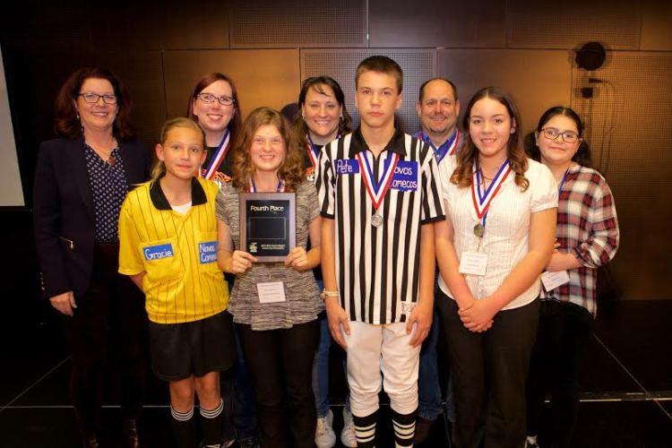 FCC-AZRegion_2016-Competition_4th-Place-Team