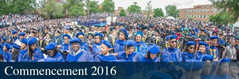 Sage Wisdom From Selected Commencement 2016Speakers