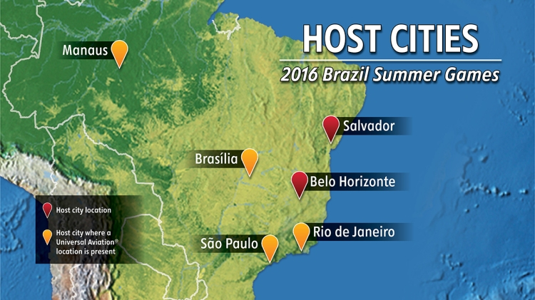 Host-Cities